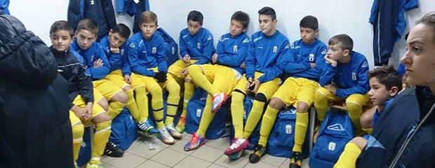 fútbol carrasco nervion sevilla infantil