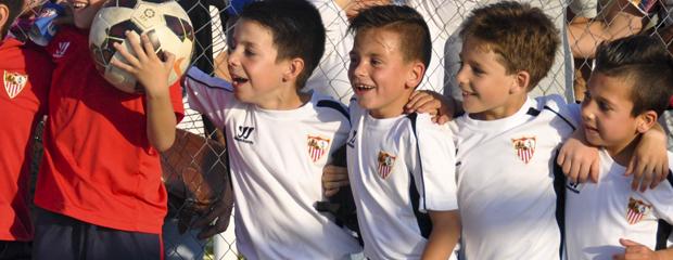 fútbol carrasco prebenjamín sevilla