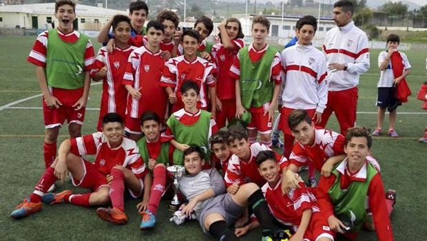 fútbol carrasco infantil málaga torneo