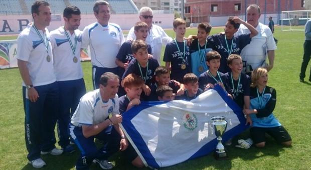 fútbol carrasco selección campeonato