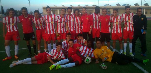 futbolcarrasco ud almeria cadete