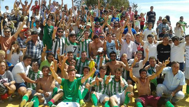 fútbol carrasco senior sevilla cazalla