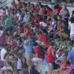 fútbol carrasco ambiente público