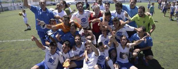 fútbol carrasco senior castilleja