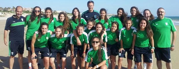 fútbol carrasco andaluza femeninna