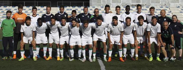 fútbol carrasco cadete selección andaluza