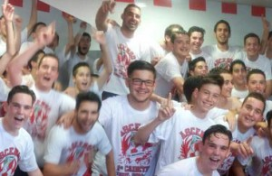 fútbol carrasco casabermeja campus cadete