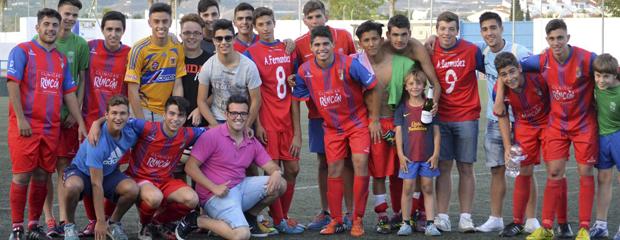 fútbol carrasco juvenil málaga torreño
