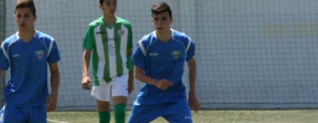 fútbol carrasco infantil málaga puerto malagueño