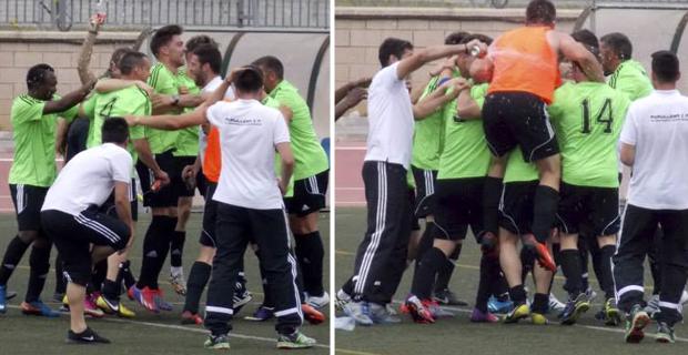 fútbol carrasco granada senior purullena
