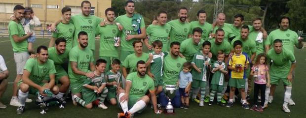 fútbol carrasco sevilla senior an andalis
