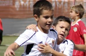 fútbol carrasco bebe
