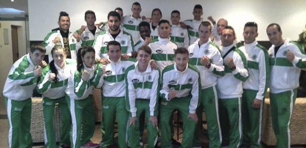 fútbol carrasco Kickboxing
