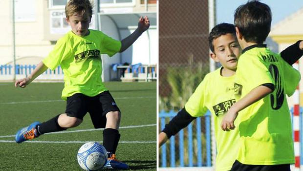 futbolcarrascoPrebenjaminMalaga2LopezdeCoca