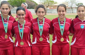 fútbol carrasco femenino cadete sevilla
