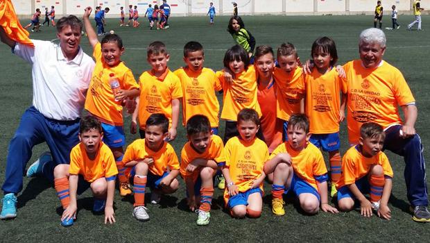 futbolcarrasco unidad bebe malaga