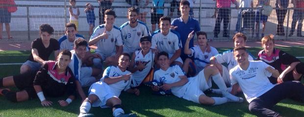 futbolcarrasco puerto malagueño juvenil malaga