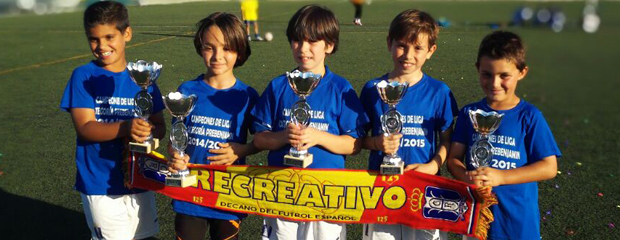 futbolcarrasco recreativo huelva prebenjamin