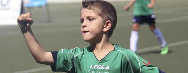 fútbol carrasco fc cup prebenjamín
