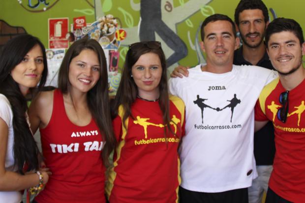 Futbolcarrasco Campus de Élite Summer Camps