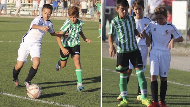 futbolcarrasco betis sevilla benjamin andalucia