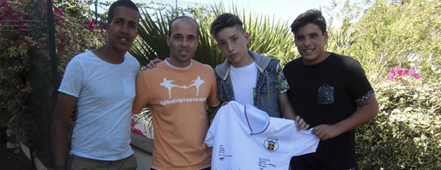 fútbol carrasco campus élite summer camps canarias