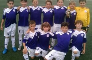 futbolcarrasco almeria sostenible benjamin