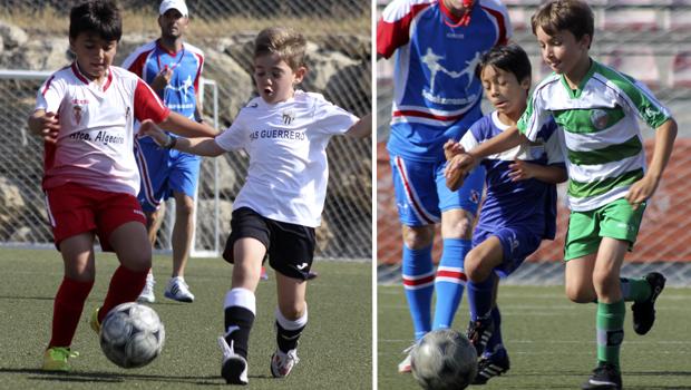 fútbol carrasco torneo prebenjamin fc cup