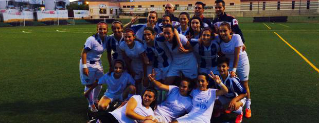 fútbol carrasco femenino sporting huelva