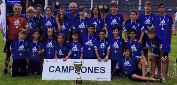 fútbol carrasco recreativo huelva infantil