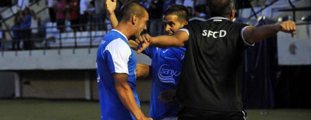 fútbol carrasco play off san fernando