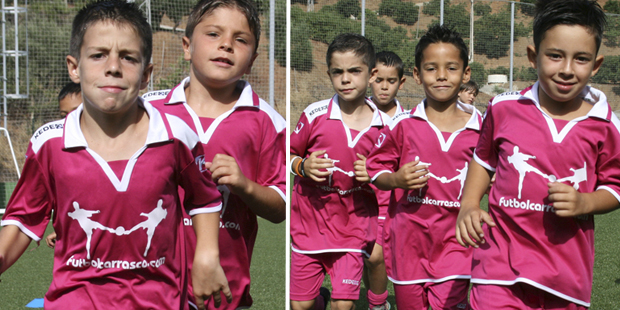 fútbol carrasco campus summer camps élite