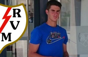 futbolcarrasco Christian Rutjens rayo vallecano juvenil