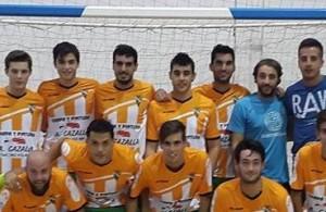 fútbolcarrasco fútbol sala transmado express amigos fs pretemporada
