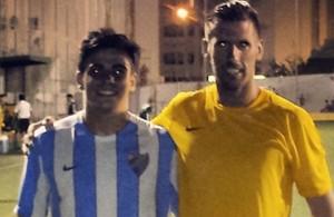 fútbol carrasco benamiel senior málaga