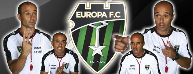 fútbol carrasco táctica europa fc gibraltar físico entrenamiento