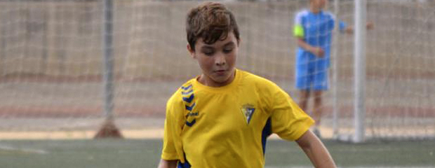 fútbol carrasco cádiz alevin