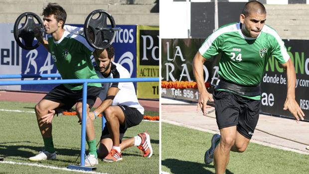 futbolcarrasco entrenamiento fuerza gibraltar europa