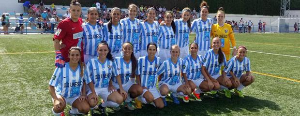 fútbol carrasco málaga cf femenino