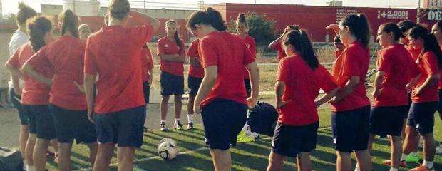 fútbol carrasco sevilla femenino