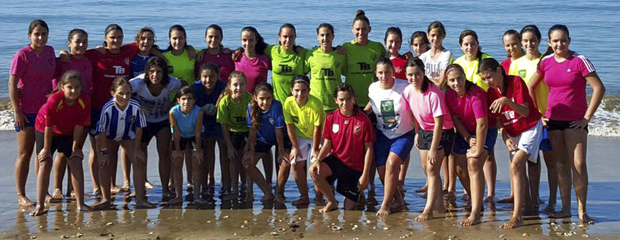 fútbol carrasco sporting huelva málaga femenino