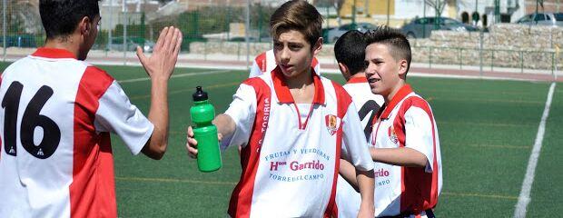 futbolcarrasco segunda cadete jaen