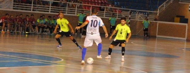 fútbolcarrascd fútbol sala jaén paraíos interior fs LNFS