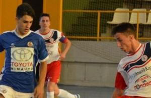 fútbolcarrasco fútbol sala la palma fs tercera división