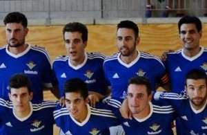 fútbolcarrasco fútbol sala real betis fsn pretemporada