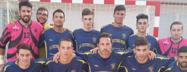 fútbolcarrasco fútbol sala victoria kent fs segunda divisón b