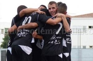 Málaga, Segunda, Senior