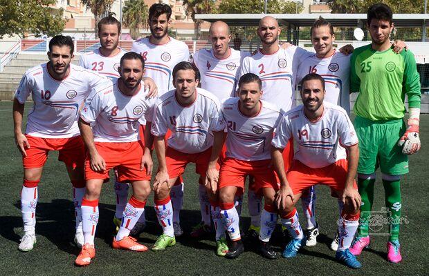 CD Fútbol Romeral, Senior, Málaga