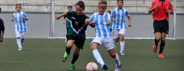 Futbolcarrasco, Benjamín, Málaga