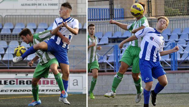 Málaga Juvenil futbolcarrasco fútbol